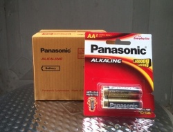 Pin Panasonic 1,5V